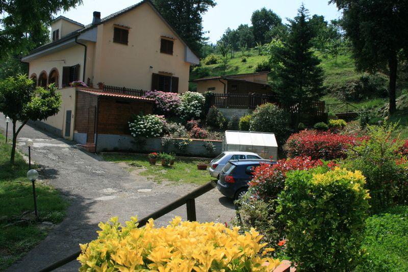 Villa singola CARMIGNANO V918D