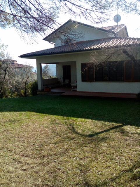 Villa singola CARMIGNANO V900D