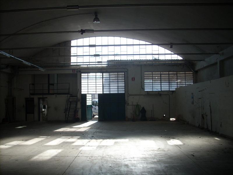 Capannone Industriale PRATO F410