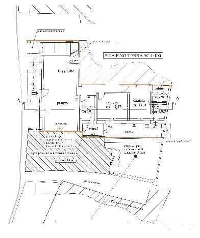 Appartamento quadrilocale in vendita a Carmignano (PO)