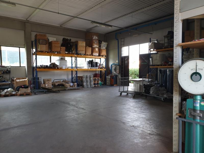 Capannone Industriale AGLIANA F451