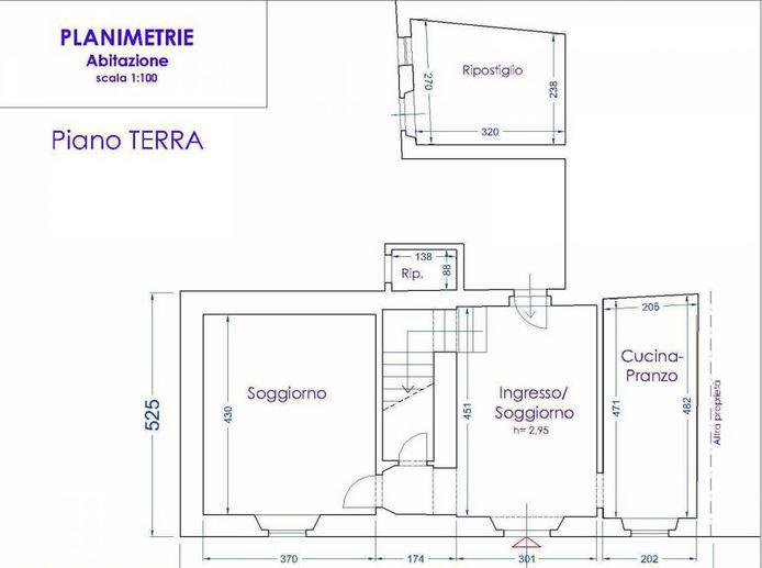 Terratetto CARMIGNANO T923D