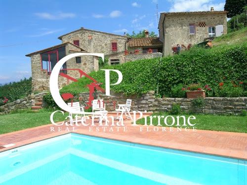 Rustico / Casale in vendita a Bagno a Ripoli, 10 locali, Trattative riservate | Cambio Casa.it