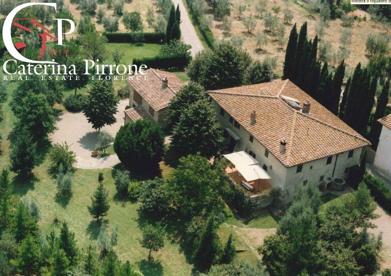 Rustico / Casale in vendita a Impruneta, 15 locali, prezzo € 2.000.000 | CambioCasa.it