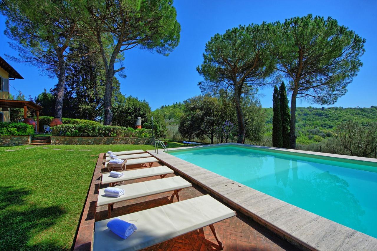 Foto - Villa In Vendita Certaldo