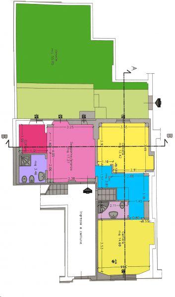 Appartamento in vendita a Firenze, 3 locali, zona Località: (ZONA P. A PRATO / S. IACOPINO / STATUTO / FORTEZZA), prezzo € 235.000   Cambiocasa.it