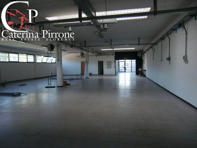 Capannone in affitto a Bagno a Ripoli, 6 locali, zona Località: GENERICA, prezzo € 3.500 | Cambio Casa.it