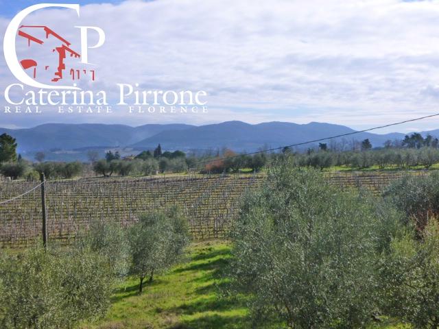 Rustico / Casale in vendita a San Casciano in Val di Pesa, 20 locali, prezzo € 850.000   CambioCasa.it
