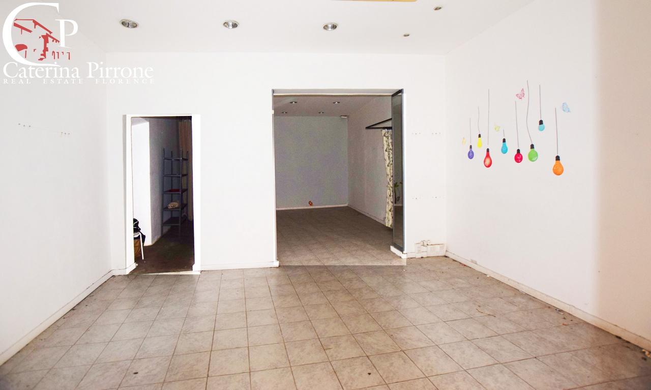 Negozio / Locale in vendita a Firenze, 2 locali, prezzo € 89.000 | CambioCasa.it