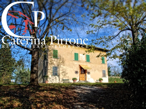 Foto - Villa In Vendita Fucecchio