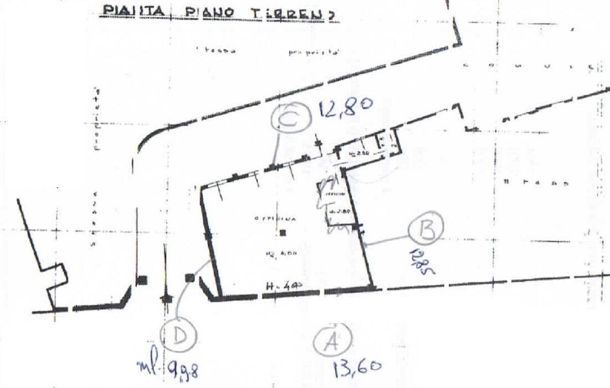 Attività commerciale in buone condizioni in affitto Rif. 8891361