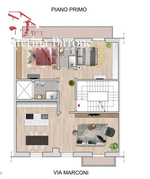 Appartamento FIRENZE SCU02