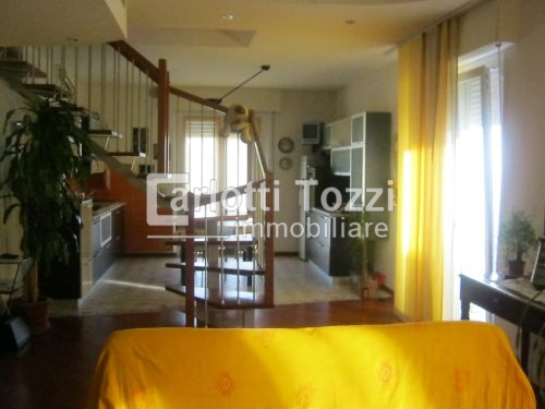 vendita attico mansarda in grosseto rif. 014455vatt