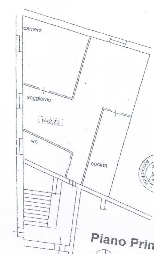 Vendita  bilocale Grosseto Centro Storico 1 885285