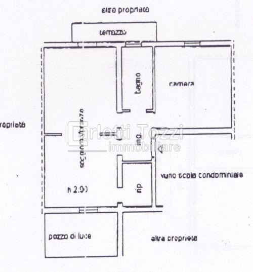 Vendita  bilocale Grosseto Corso Carducci 1 885264