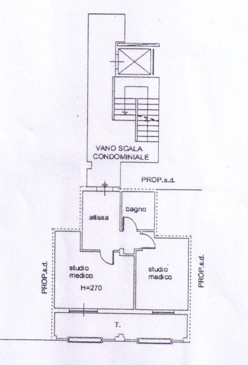 Affitto  bilocale Grosseto Aurelia Nord Centro Commerciale 1 885247