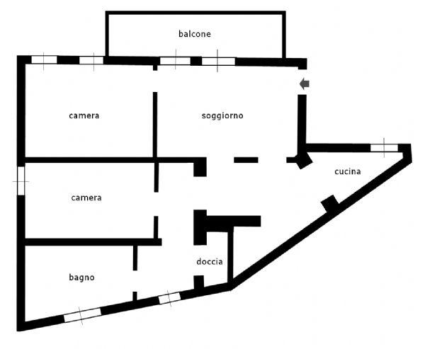 Appartamento ZOAGLI T79