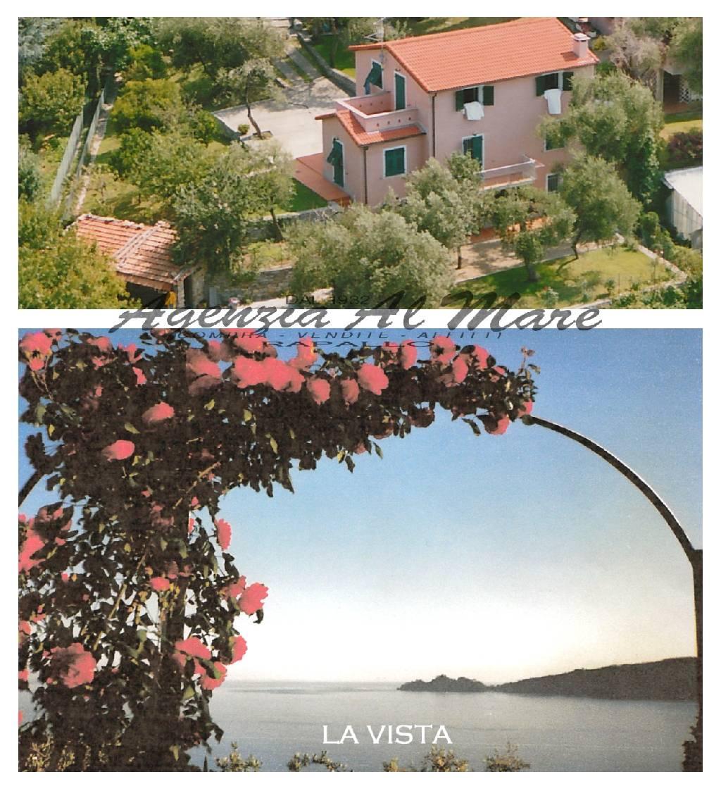 ville Riviera ligure
