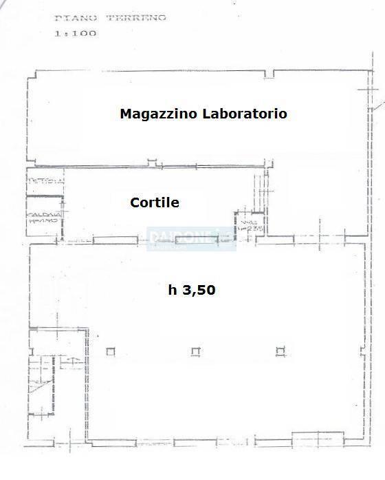 Capannone Industriale LIVORNO 2.739
