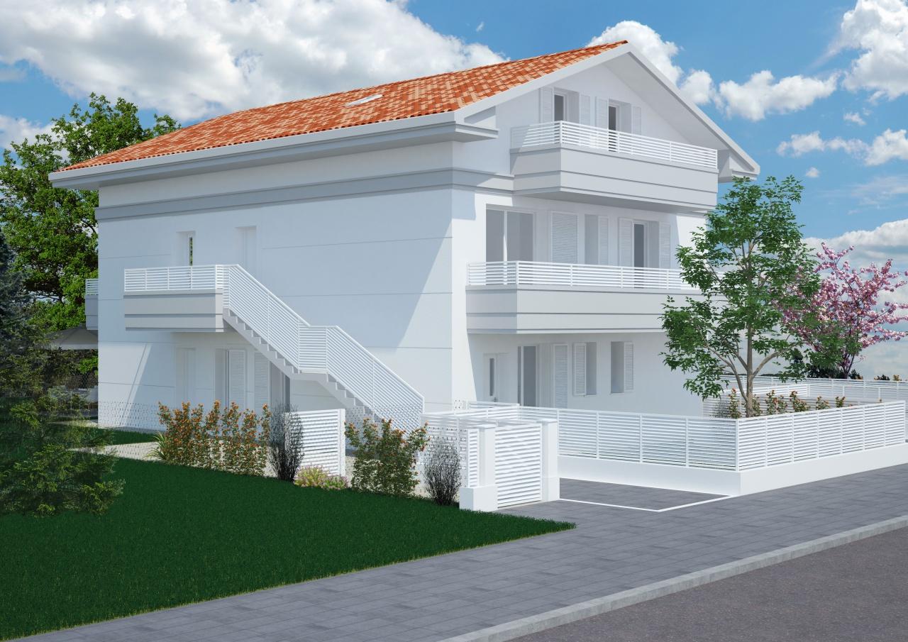 Appartamento indipendente trilocale in vendita a Riccione (RN)