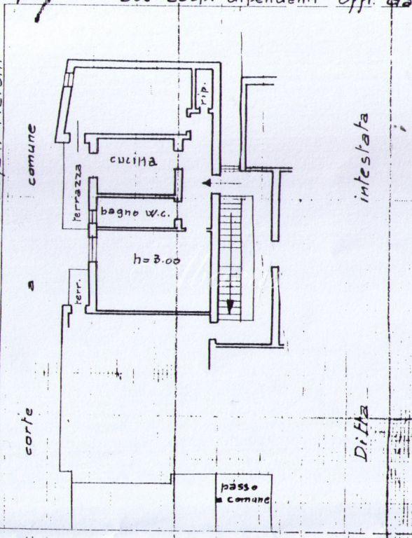 Vendita  bilocale Firenze Rondinella Pressi 1 1078893
