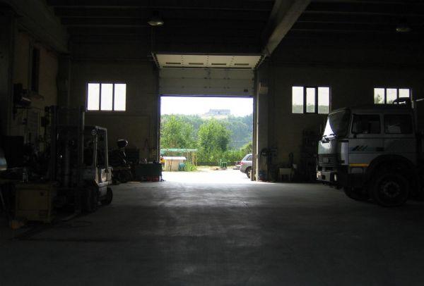 Vendita Capannone Industriale CANTARANA
