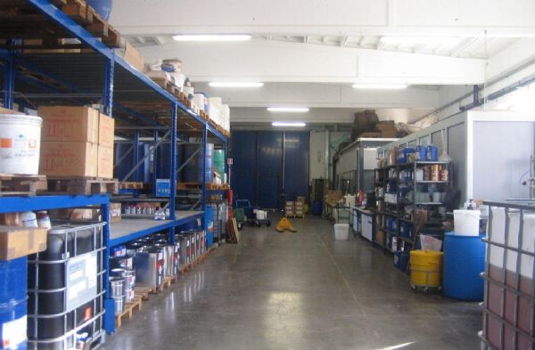 Capannone in vendita a Rosta, 4 locali, prezzo € 330.000 | PortaleAgenzieImmobiliari.it