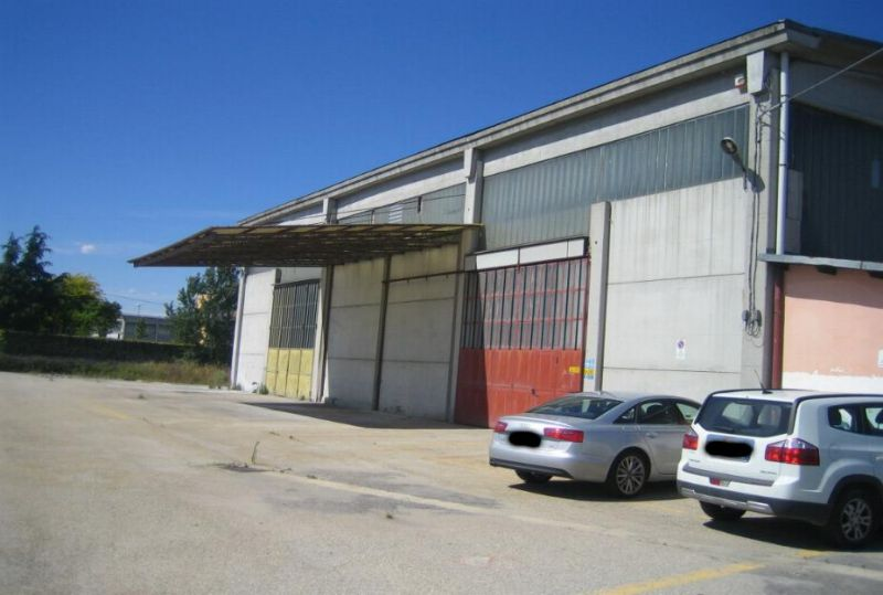 Affitto capannone/magazzino Asti
