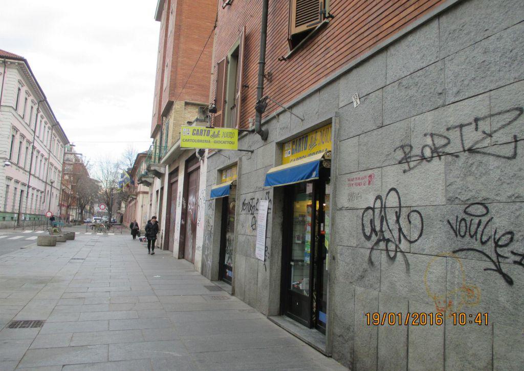 Vendita  locale commerciale Centro torino