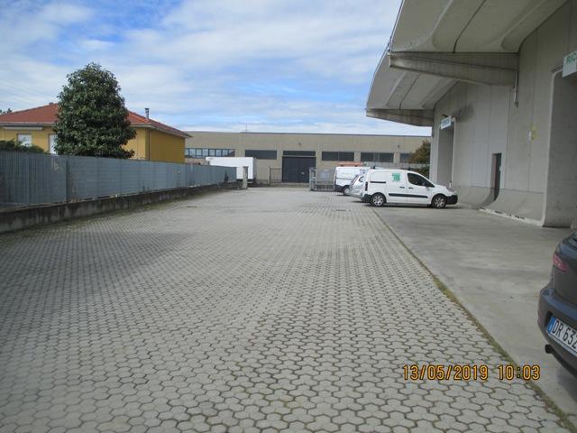 Affitto Capannone Industriale ASTI