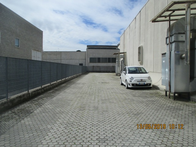 Vendita Capannone Industriale ASTI