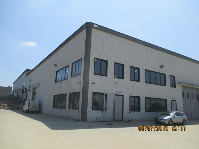 Capannone Industriale VILLANOVA D'ASTI 410