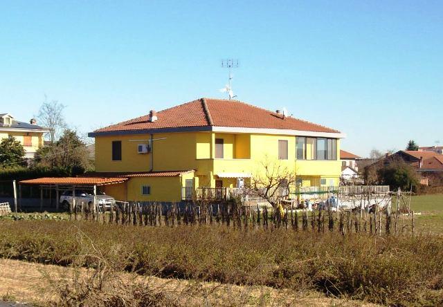 Appartamento in vendita a Torrazza Piemonte, 6 locali, prezzo € 159.000 | PortaleAgenzieImmobiliari.it