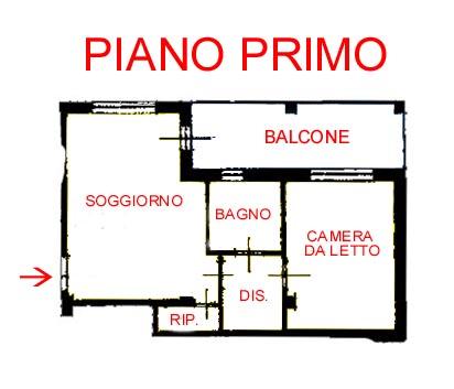 Bilocale San Raffaele Cimena Via Chivasso 6