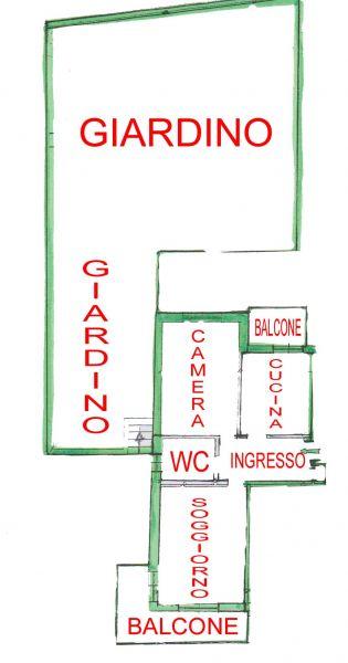 Vendita  bilocale Castagneto Po Corso Italia 1 885424