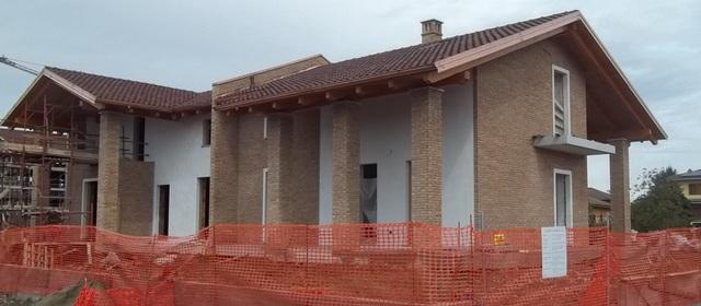 Soluzione Indipendente in vendita a Torrazza Piemonte, 10 locali, Trattative riservate | Cambio Casa.it