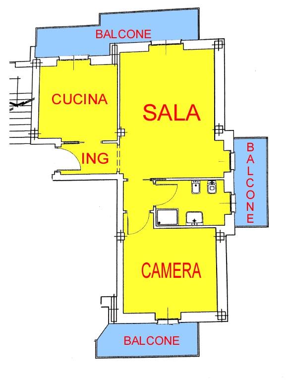 Vendita  bilocale Cavagnolo Via Xxiv Maggio 1 506804