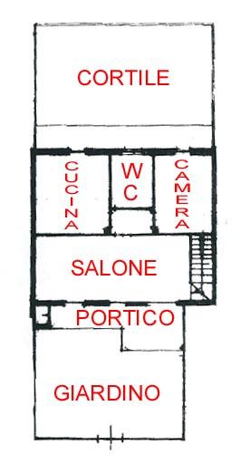 Vendita  bilocale Casalborgone Via Asilo 1 885407