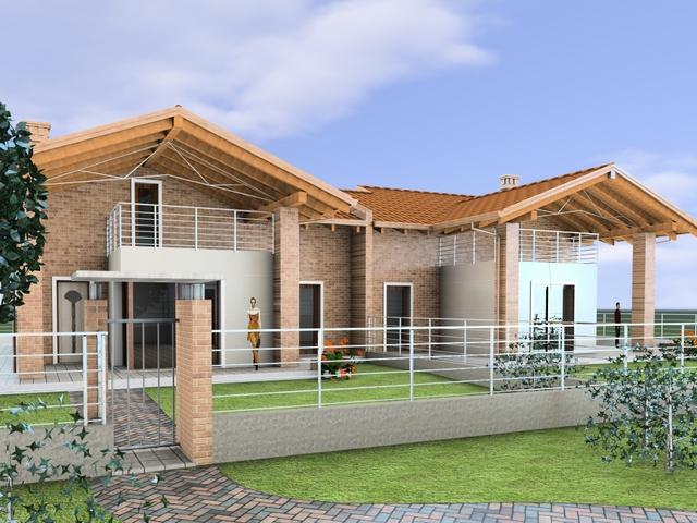 Soluzione Indipendente in vendita a Torrazza Piemonte, 8 locali, prezzo € 270.000 | Cambio Casa.it