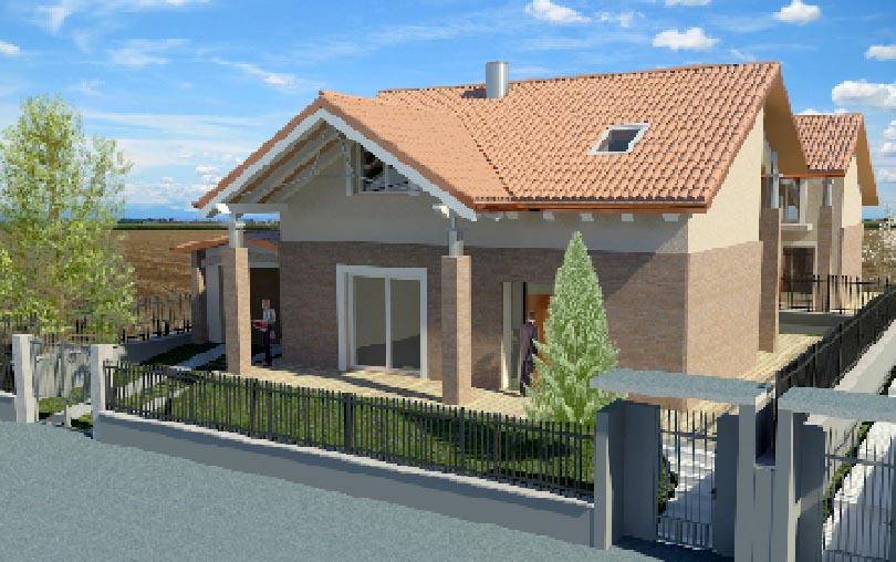 Soluzione Indipendente in vendita a Torrazza Piemonte, 6 locali, Trattative riservate | CambioCasa.it