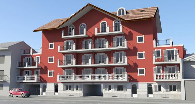 Appartamento in vendita a Chivasso, 6 locali, prezzo € 200.000 | CambioCasa.it