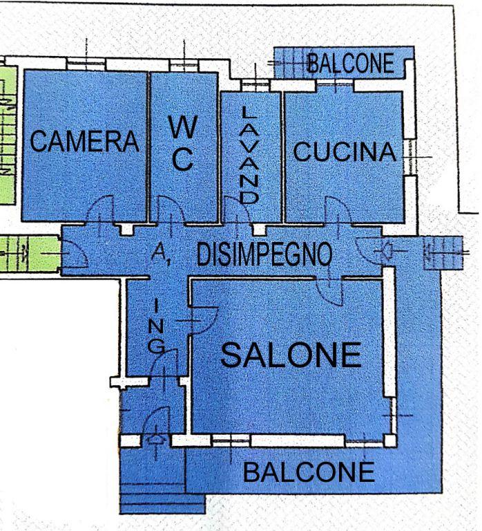 Vendita  bilocale Brandizzo Via Torino 1 1061829