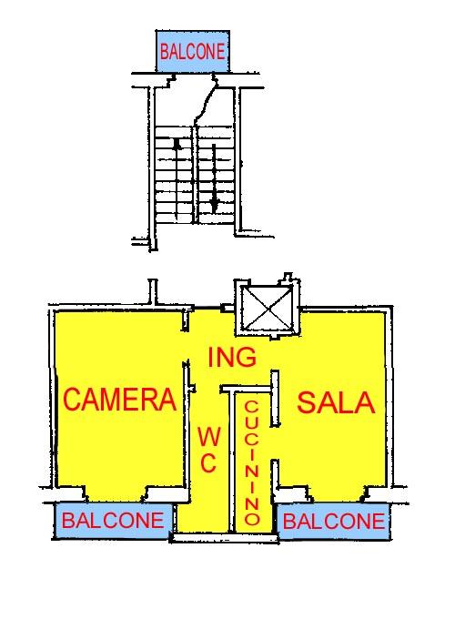 Vendita  bilocale Chivasso Stradale Torino 1 1083319