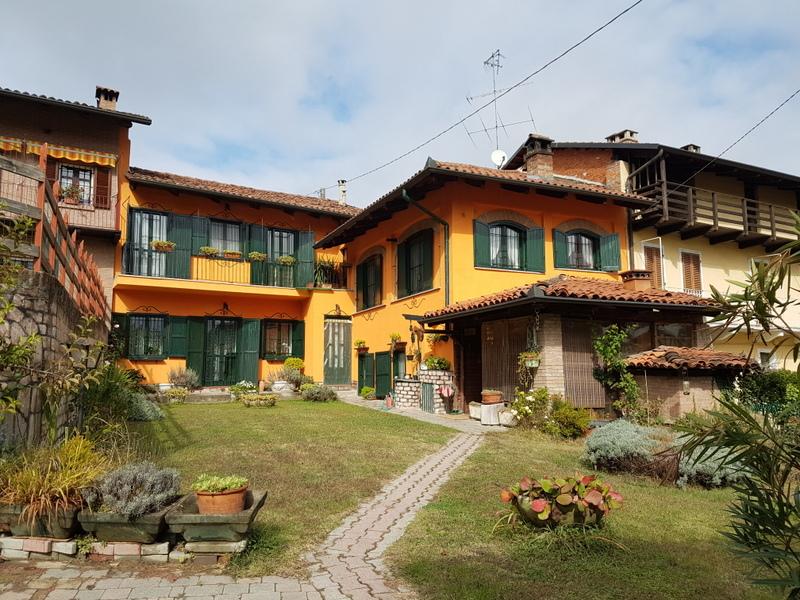 Soluzione Indipendente in vendita a San Sebastiano da Po, 8 locali, prezzo € 235.000 | Cambio Casa.it