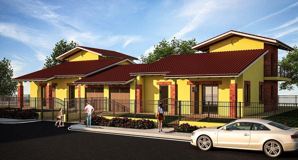 Soluzione Indipendente in vendita a Verolengo, 8 locali, zona Località: FRAZIONE BUSIGNETTO, prezzo € 220.000 | Cambio Casa.it