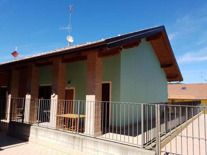 Soluzione Indipendente in affitto a Casalborgone, 6 locali, prezzo € 500 | Cambio Casa.it