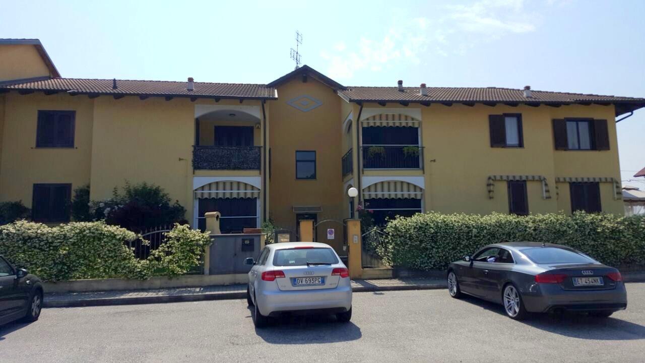 Appartamento in vendita a Crescentino, 3 locali, prezzo € 110.000 | CambioCasa.it