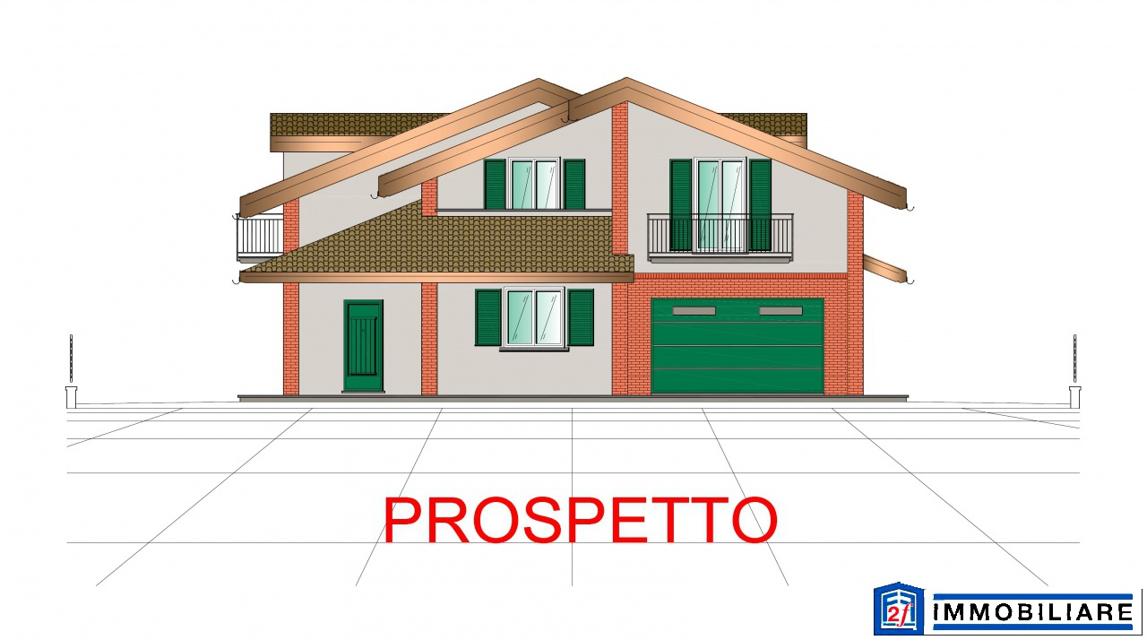 Soluzione Indipendente in vendita a Torrazza Piemonte, 8 locali, prezzo € 230.000 | CambioCasa.it