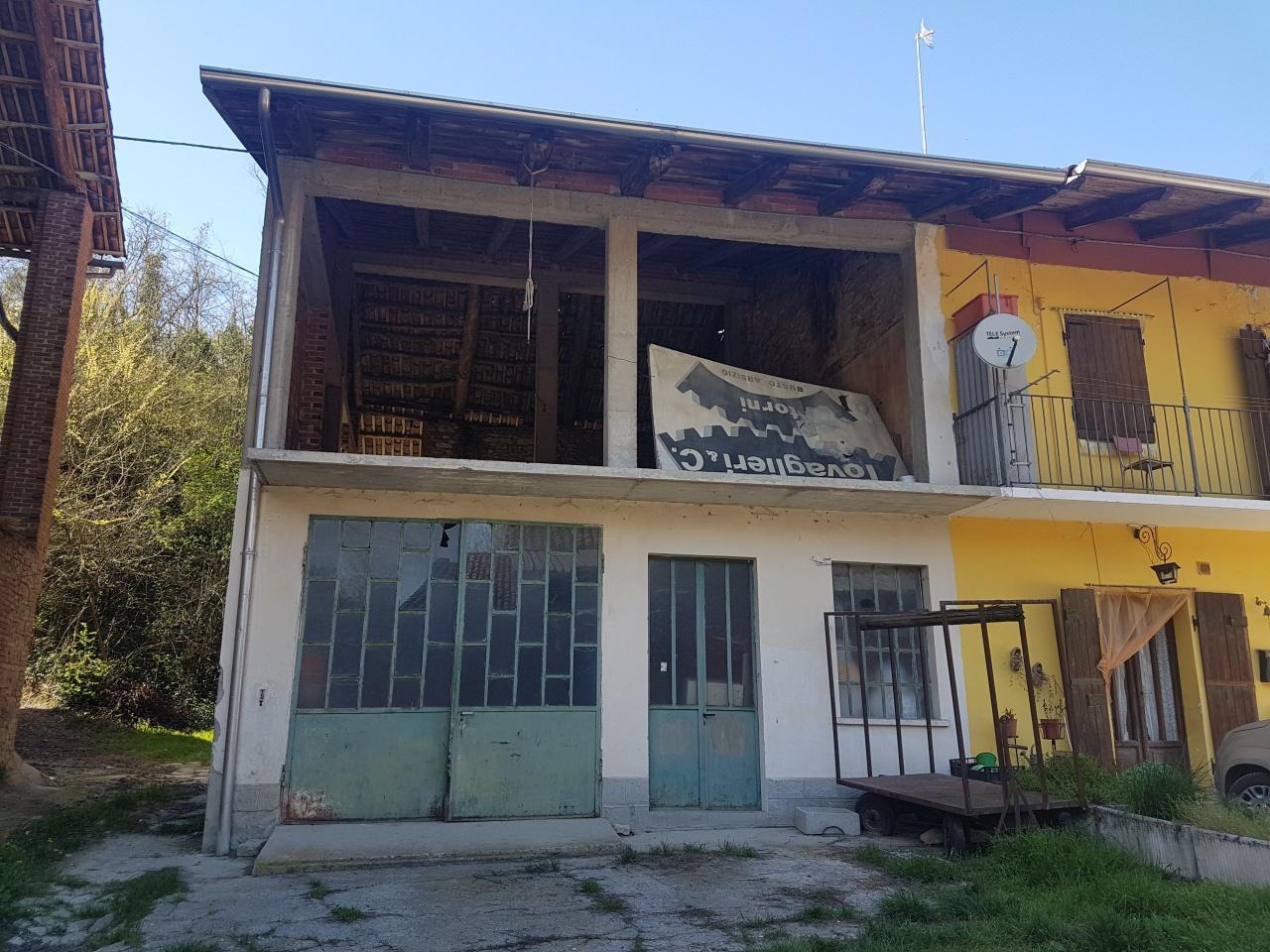 Soluzione Indipendente in vendita a San Sebastiano da Po, 2 locali, prezzo € 22.000 | PortaleAgenzieImmobiliari.it