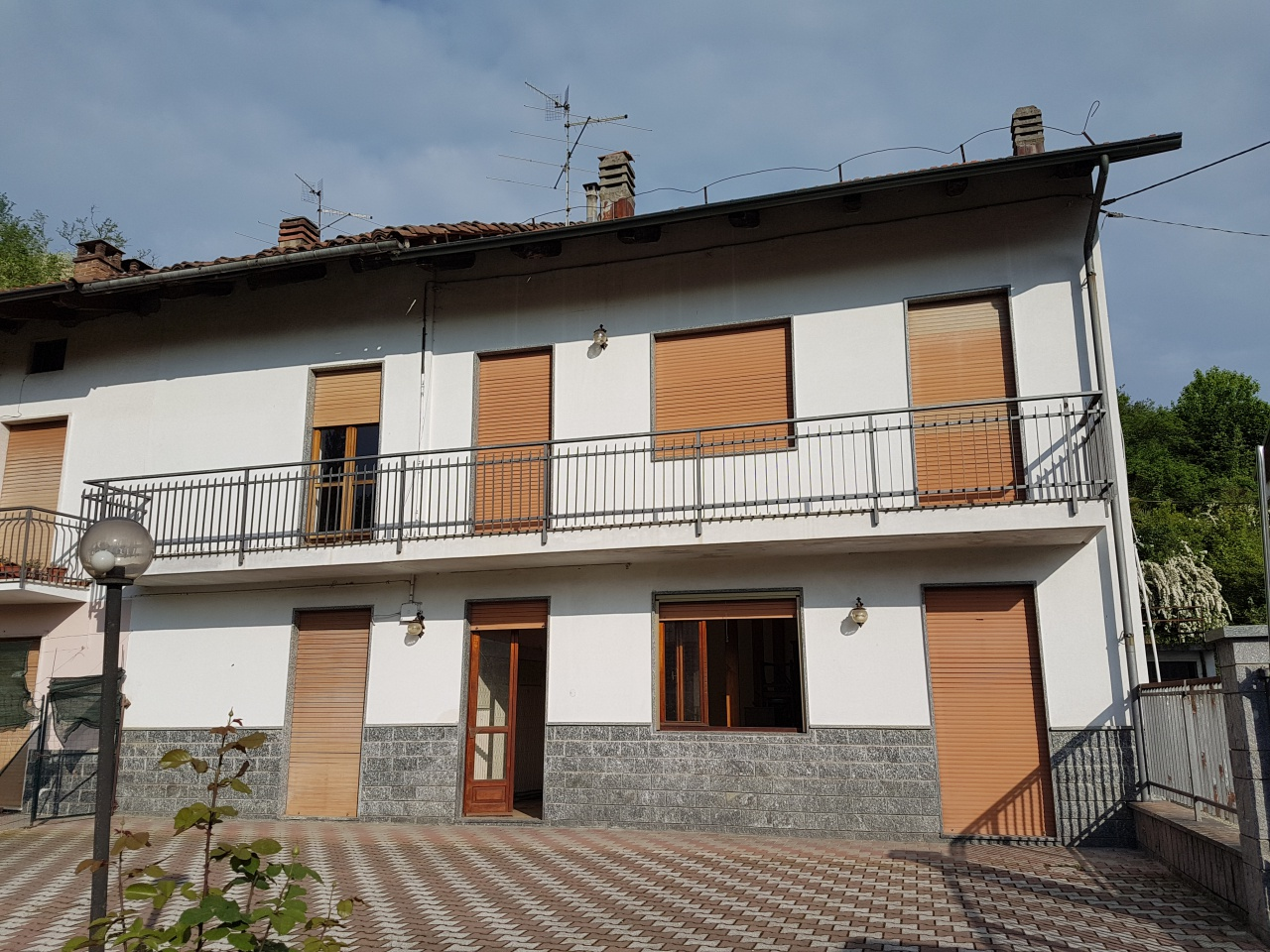 Soluzione Indipendente in vendita a San Sebastiano da Po, 8 locali, prezzo € 98.000 | PortaleAgenzieImmobiliari.it